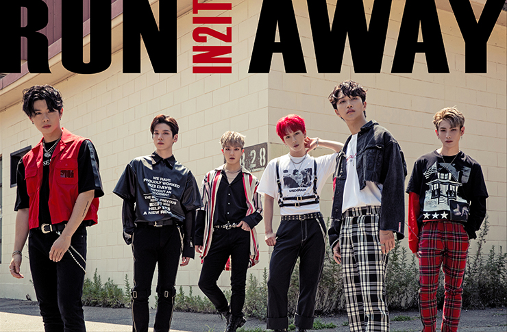 IN2IT/Run Away(Japanese Ver)